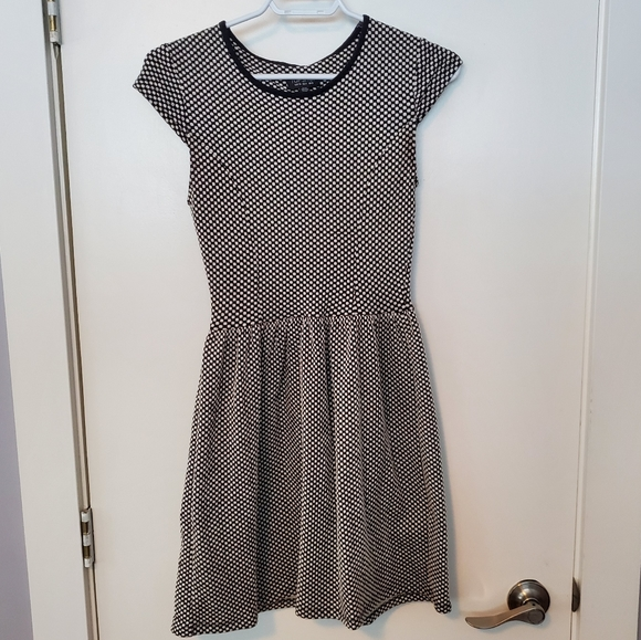 Top shop polka dot dress